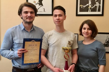 Students of the EUSP Department of Economics won the first place at Econometrics Olympiad